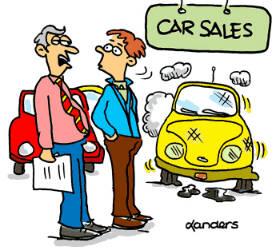 101 реплики на продавача на стари автомобили