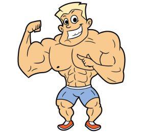 Мистър мускул