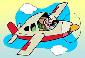 Авиохумор