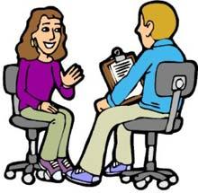 Как се дава интервю