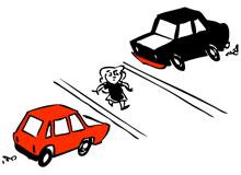Как мразим пешеходци: размислите на един шофьор