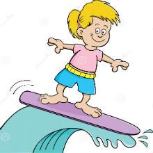 Относно карането на сърф