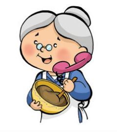 Писмо на пенсионерка до телевизионно кулинарно предаване