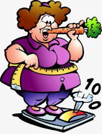 Как да издържим на диета?