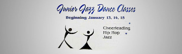 Junior Jazz Dance Classes